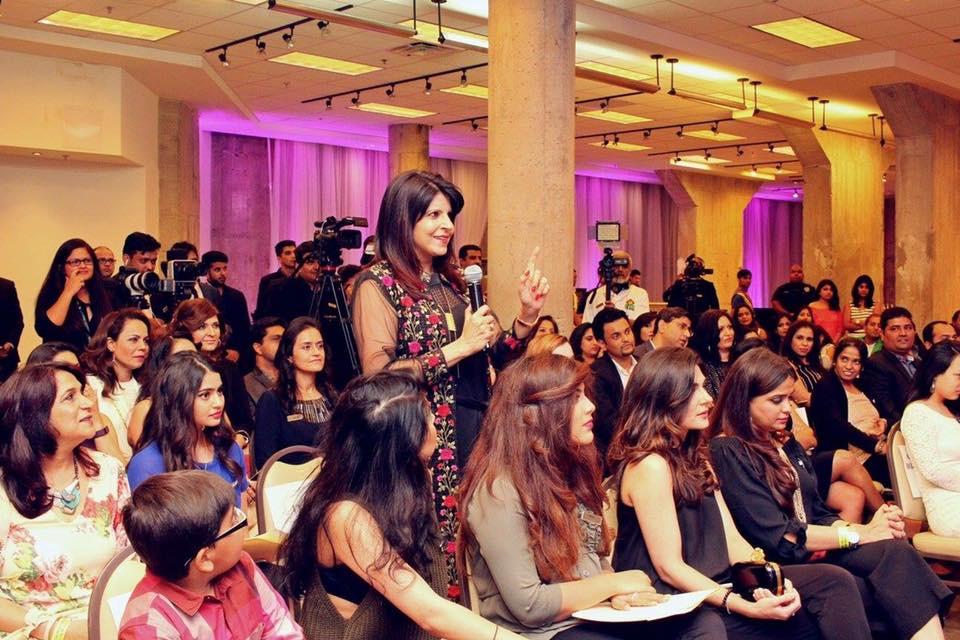 At the Farhan Akhtar Press Conference