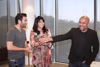 Interviewing the music directing duo Vishal and Shekhar
