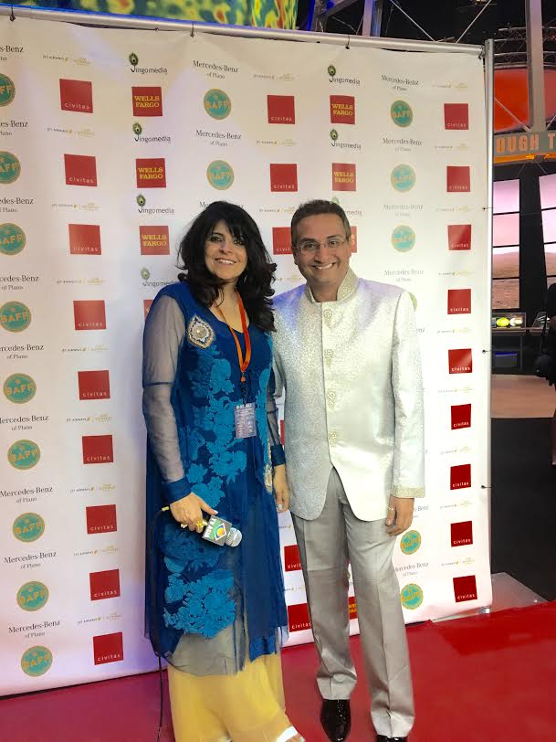 Jitin Hingorani, Director of the South Asian Film Festival