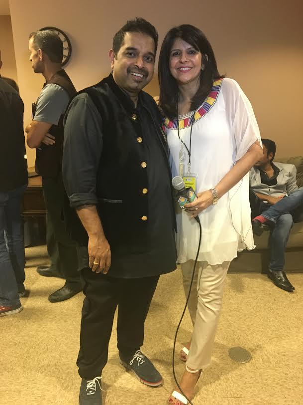 Shankar Mahadevan at Sankara Eye Foundation Fund Raising Concert